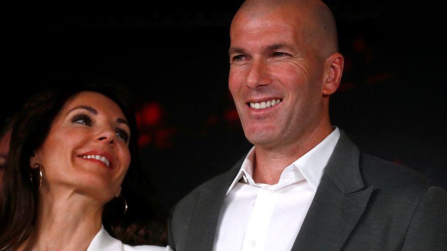 """Zidane: """"Estoy muy feliz de volver a casa"""""""