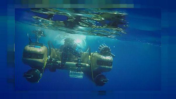 """Tauchgang in die Tiefsee: Mission """"Nekton"""" erforscht den Indik"""