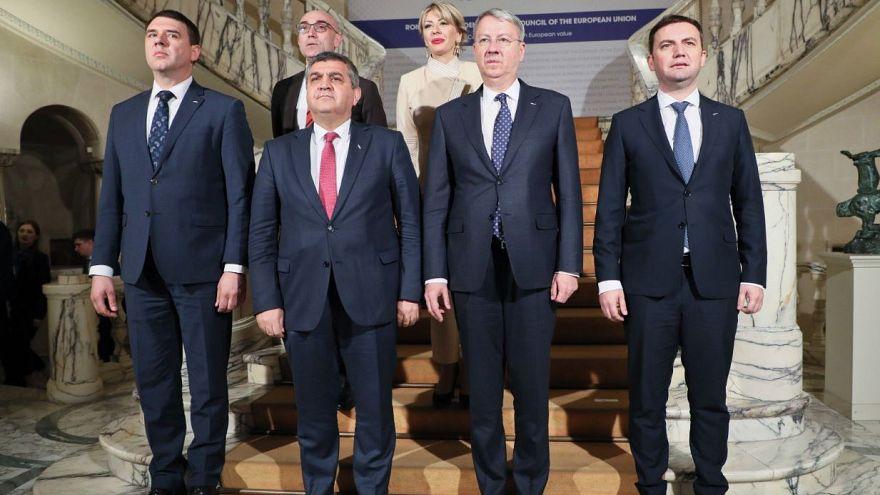 Bukarestben egyeztettek az EU-tagjelöltek