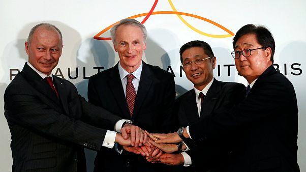 Nissan-Renault-Mitsubishi: новый старый альянс