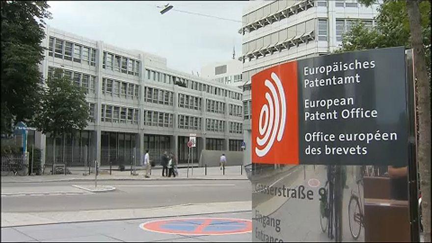 Europäisches Patentamt meldet Rekord