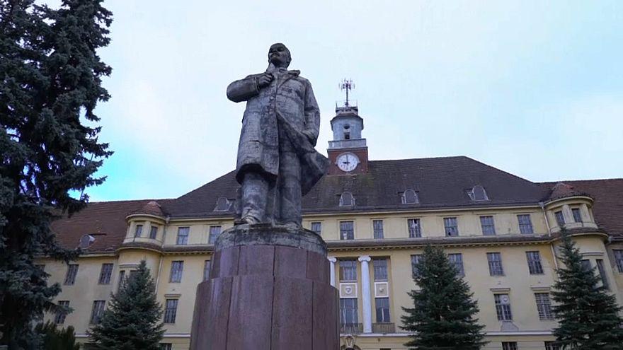Almanya'nın saklı kenti son 100 yılın askeri geçmişine ışık tutuyor
