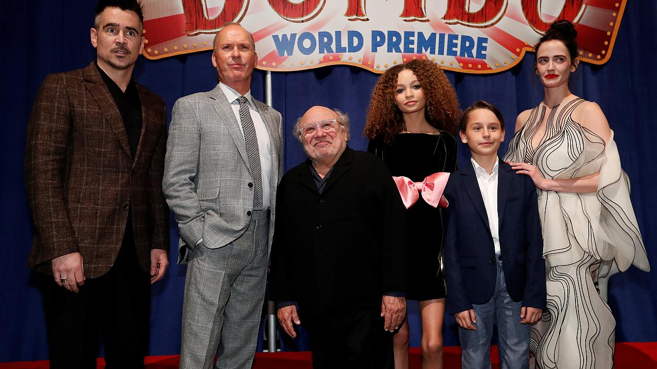 "Weltpremiere in Los Angeles - ""Dumbo"" kehrt ins Kino zurück"