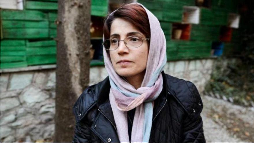 اتحادیه اروپا محکومیت زندان نسرین ستوده را «بهشدت» محکوم کرد