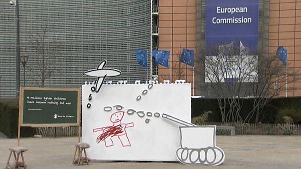ONG's apelam a compromissos dos doares na Conferência de Bruxelas