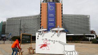 Suriye'nin geleceği Brüksel'de 3. kez masaya yatırılıyor