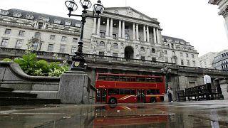 نموٌ خجول للاقتصاد البريطاني في الشهر الأول من العام الجاري
