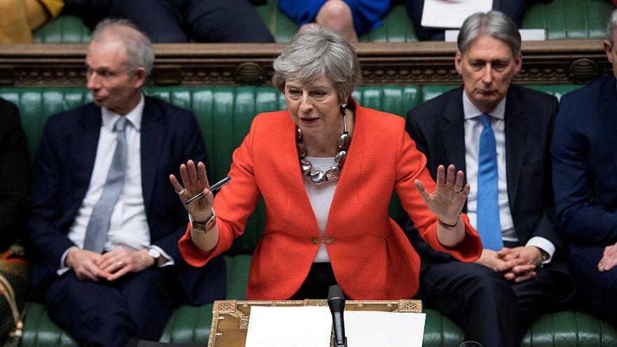 Brexit : seconde défaite humiliante pour Theresa May