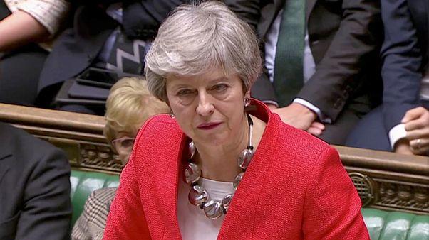 Brexit: Νέα συντριβή για την Μέι στο βρετανικό Κοινοβούλιο