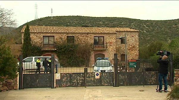 Trasladan a los migrantes menores del centro atacado en Castelldefels