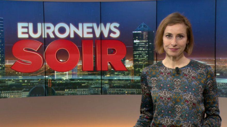 Euronews Soir : l'actualité de ce mardi 12 mars