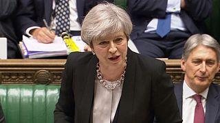 İngiltere parlamentosu ikinci kez Brexit anlaşmasını reddetti