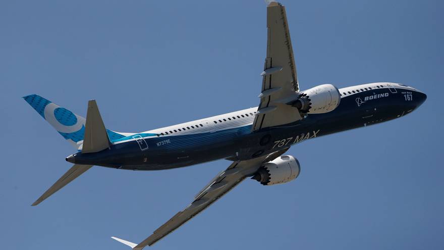 US joins EU in grounding all flights on Boeing 737 MAX planes