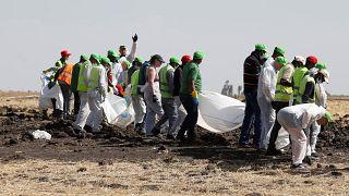 Hetekbe telhet a lezuhant etióp gép utasainak azonosítása