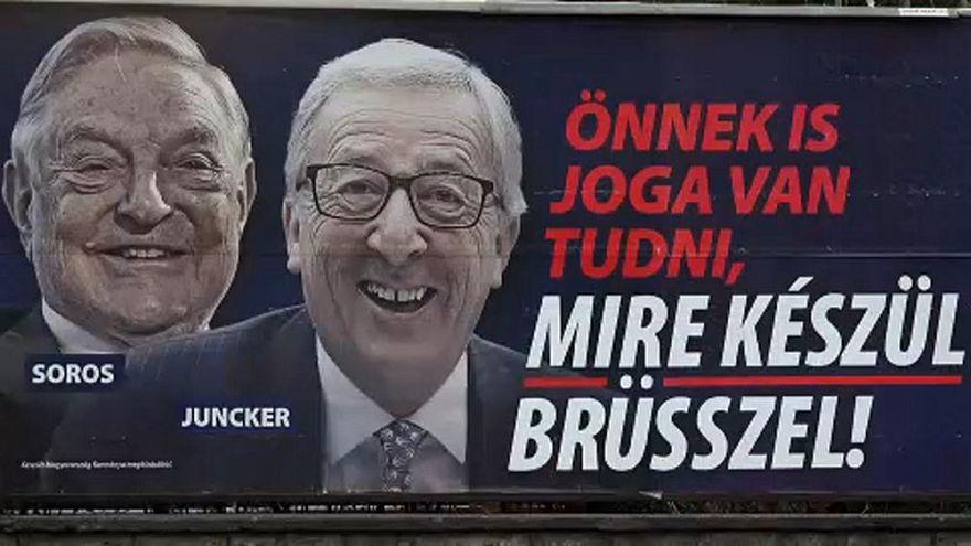 A kormánypártiak negyede szerint Juncker és Soros bosszúja a Fidesz kizárásának tárgyalása