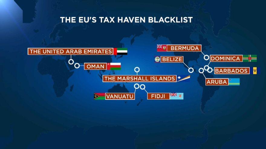 """Paradisi Fiscali: dieci nuovi paesi nella """"black-list"""""""