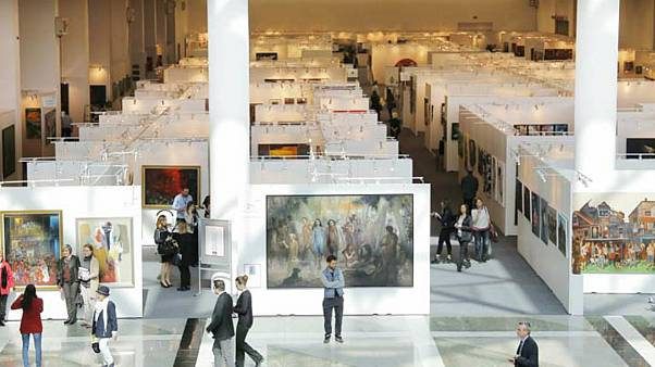 """5. ARTANKARA 'Kadın"""" temasıyla 14 Mart'ta açılıyor: Sanata Katkı Ödülü Gebze OSB'nin"""