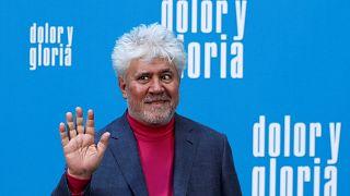 """Almodóvar presenta """"Dolor y gloria"""", su película más íntima"""