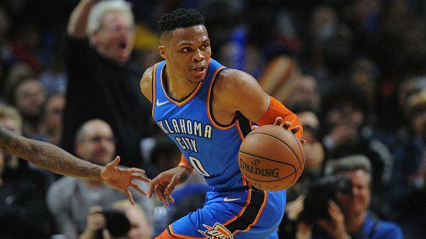 NBA : Russell Westbrook menace des spectateurs après des propos racistes
