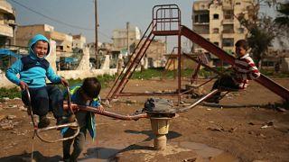 """Rakka 1,5 Jahre nach der """"Befreiung"""": Leben in Trümmern"""