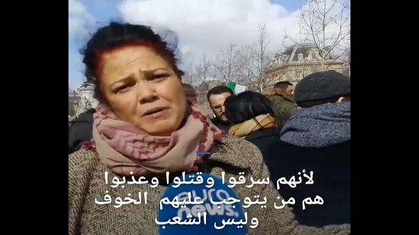 """المناضلة الجزائرية صنهاجة أخروف: """"ولى زمن الخوف"""""""