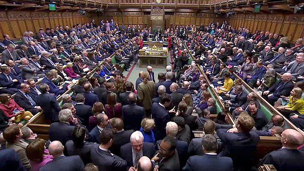 Ismét elutasította a brit parlament a brexit feltételeit rögzítő szerződést
