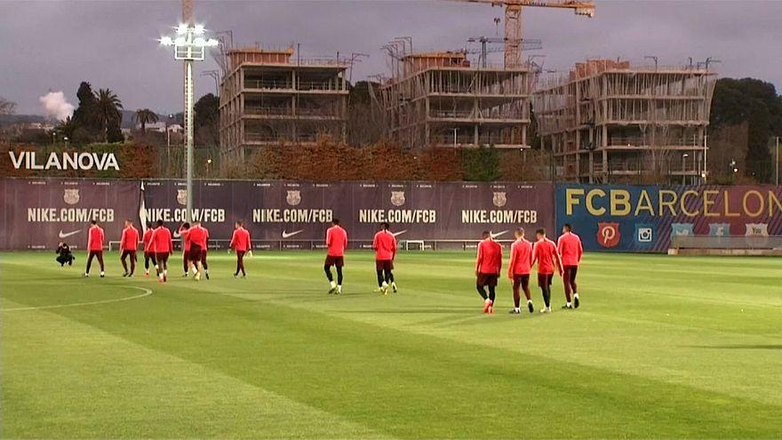 Barcelona, Lyon, Bayern e Liverpool buscam últimas vagas na Champions