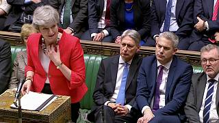 مجلس عوام بریتانیا برای دومین بار توافق برکسیت را رد کرد