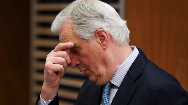 كبير المفاوضين الأوروبيين في بريكست، ميشال بارنييه