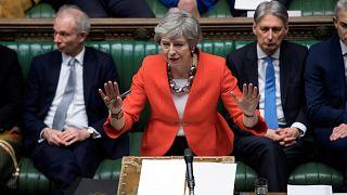 """Brexit, May ancora sconfitta, Corbyn: """"Elezioni anticipate"""""""