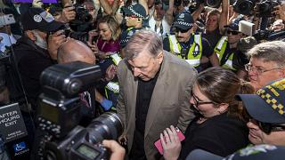 Ποινή κάθειρξης 6 ετών στον καρδινάλιο Τζορτζ Πελ για παιδεραστία