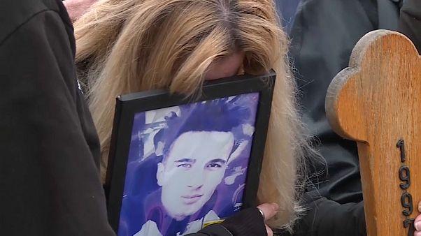 David aus Banja Luka wird jetzt in Österreich beigesetzt