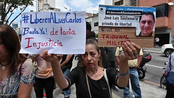 LIberado el periodista hispano-venezolano, vinculado con el apagón