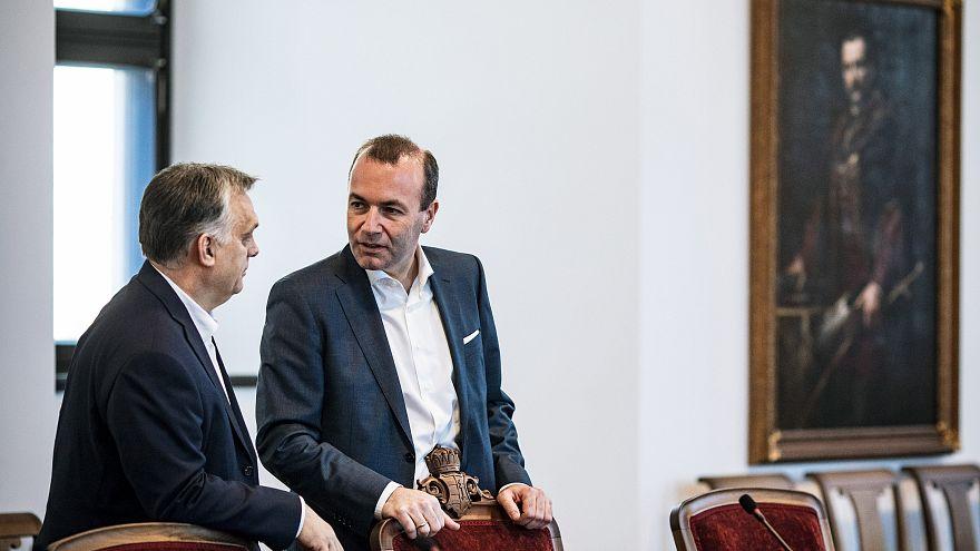 Weber : elfogyott a türelem az Európai Néppártban Orbánnal szemben