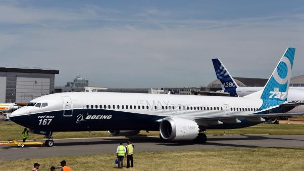 Ulaştırma Bakanlığı: Boeing 737 MAX tipi uçakların Türk hava sahasındaki uçuşları durduruldu