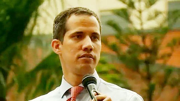 Juan Guaidó investigado por sabotagem