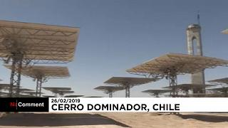 Latin America's first thermosolar plant is being built in Chile