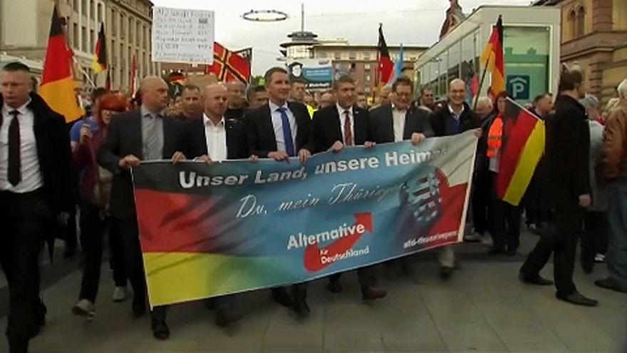Deutsche Industriebosse warnen vor Populismus