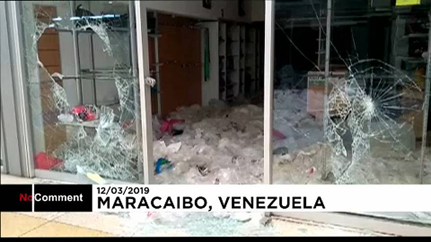 Fosztogatás Venezuelában
