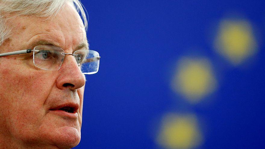 """""""Wir haben es satt"""": Brexit-Frust im EU-Parlament"""