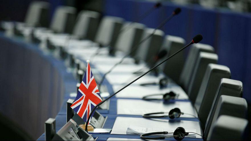 Image result for مجلس عوام بریتانیا طرح خروج از اتحادیه اروپا بدون توافق برکسیت را رد کرد