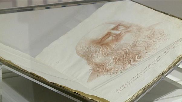 Рим: Выставка к 500-летию со дня смерти да Винчи