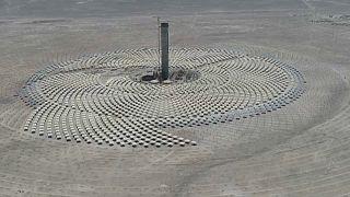 Chiles Sonnenturm: Rund um die Uhr Strom, selbst nachts