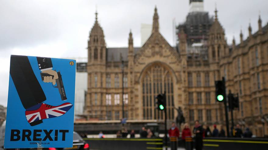 British MPs vote to take no-deal Brexit off the table
