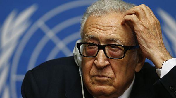 الدبلوماسي الجزائري المخضرم الأخضر الإبراهيمي
