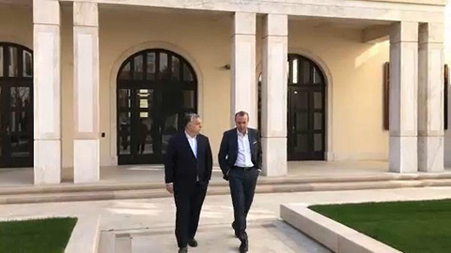 Orbans Ehekrach mit EVP nicht leicht zu kitten