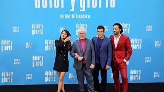 """Cinema: Almodovar nelle sale con """"Dolor y gloria"""""""