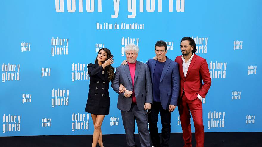 "Cinema: Almodovar nelle sale con ""Dolor y gloria"""