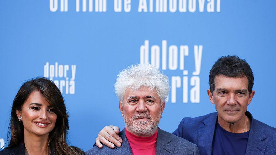 """Almodóvar réunit ses stars fétiches dans """"Douleur et Gloire"""""""