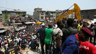 Nigéria: Colapso de escola primária faz 8 mortos e dezenas de soterrados